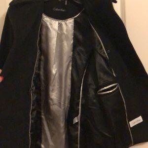 Calvin Klein Jackets & Coats - Calvin Klein Women's wool/cashmere peacoat ✨